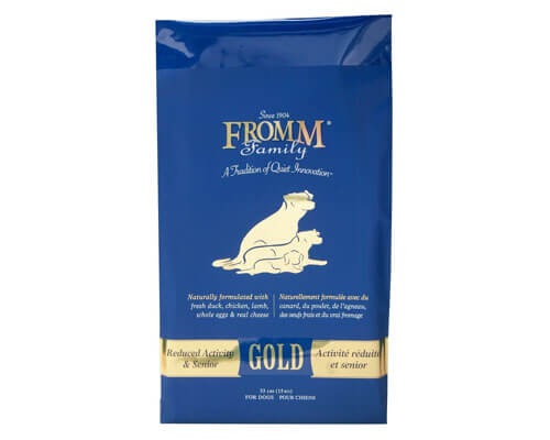 fromm family dog food