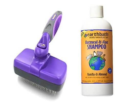 Hertzbath Earthbath Pet Shampoo