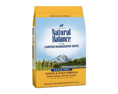 Natural Balance L.I.D. Dog Food