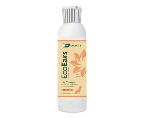 EcoEars All-Natural Dog Ear Cleaner