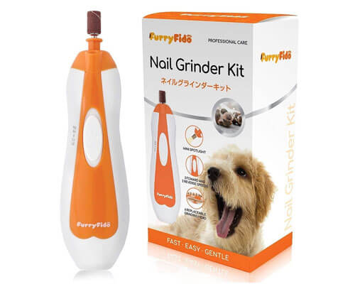 Furry Fido Grinder, best dremel for dog nails