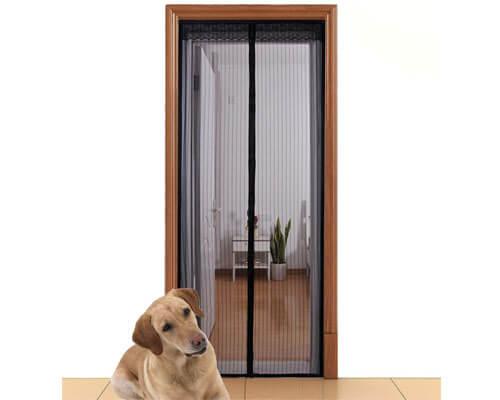 Aloudy Magnetic Screen Door