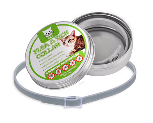 cosyworld flea collar, seresto flea collar for cats
