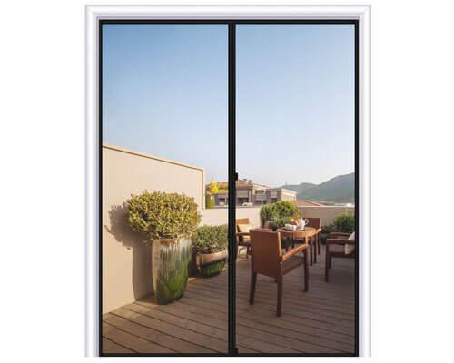 magzo screen door, igottech magnetic screen door