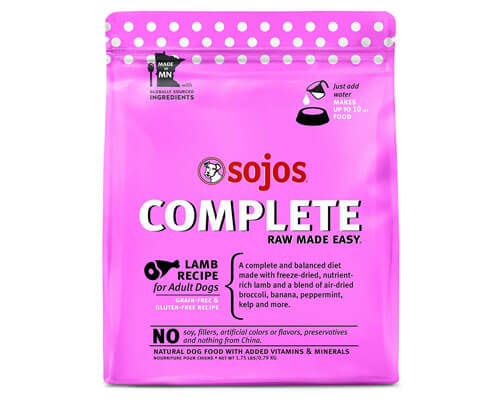 sojos dog food, best wet dog food for small dogs