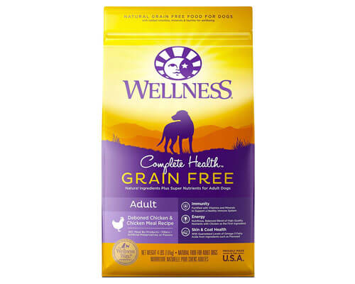 wellness complete dog food, best dog food for small dogs