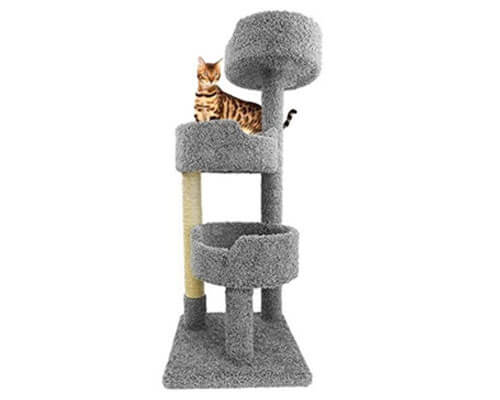 cosy cat furniture, tall cat tree for large cats