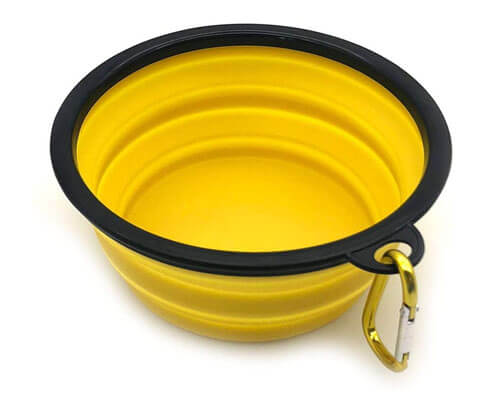 DADITU Collapsible Dog Bowls