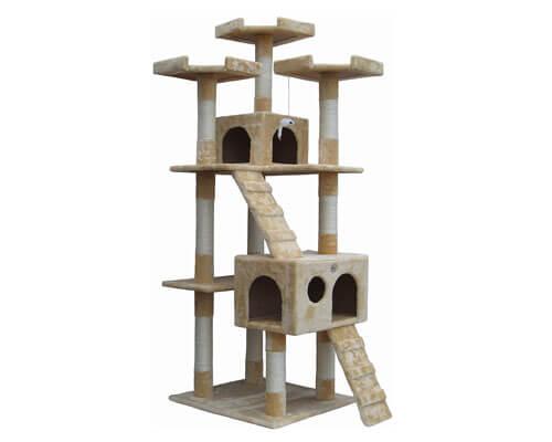 Go Pet Club 72 Inch Cat Tree