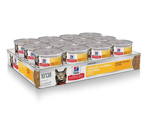 hill's science diet, best cat food for older cats