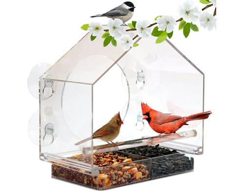 nature anywhere bird feeder, the best squirrel proof bird feeder, best squirrel proof bird feeder