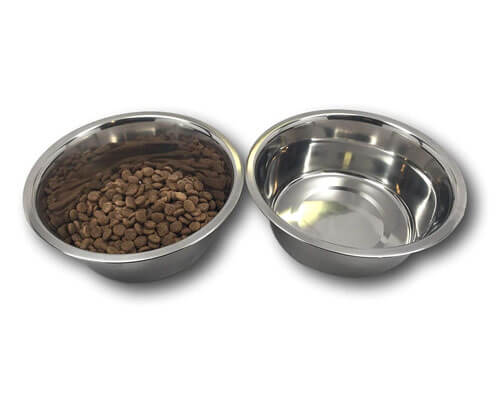 Top Dog Chows Large Dog Bowl