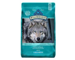 blue buffalo dog food reviews, best dog food for excessive shedding