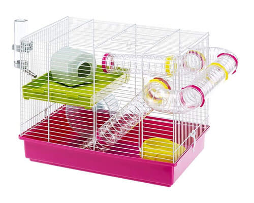 ferplast hamster cage, gerbil cage