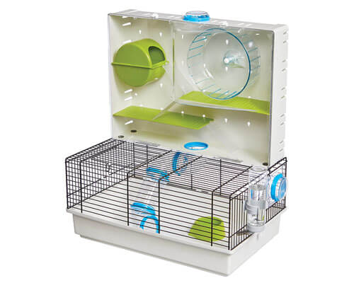 midwest critterville arcade hamster cage, best rated gerbil cage