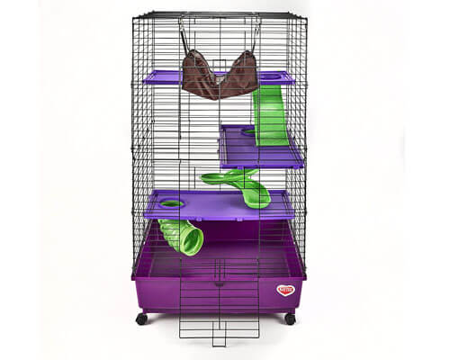 kaytee my first home deluxe habitat, best cages for rats, best rat cages