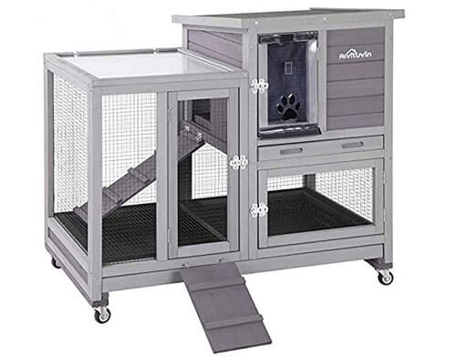 aivituvin rabbit hutch