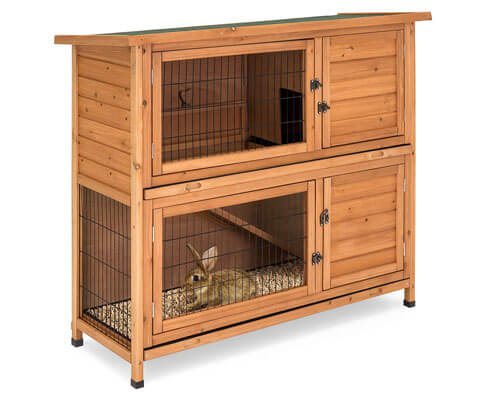best choice products rabbit hutch, best indoor rabbit hutch
