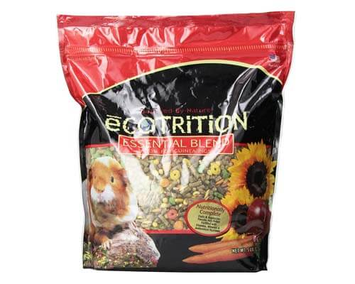 ecotrition guinea pig food, what is the best guinea pig food