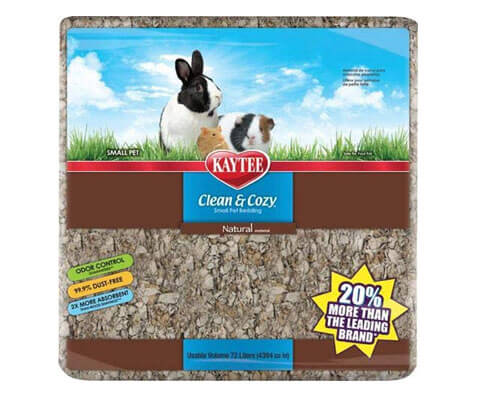 kaytee clean and cozy bedding, what is the best guinea pig bedding