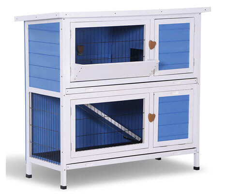 lovupet rabbit hutch, hutches for rabbits