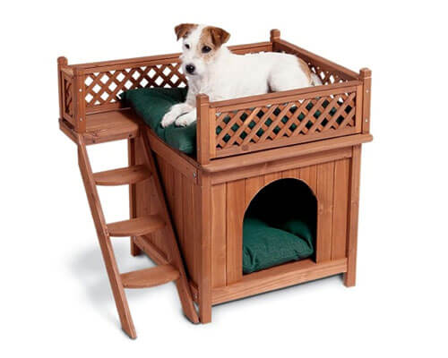 merry dog house, best outside dog houses