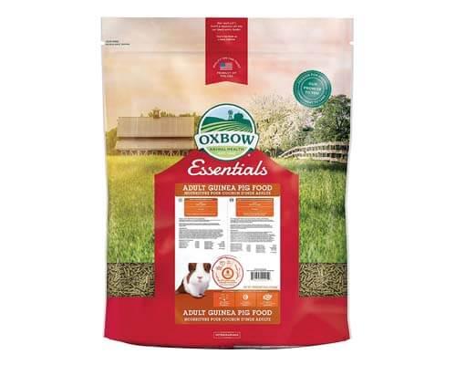oxbow guinea pig food