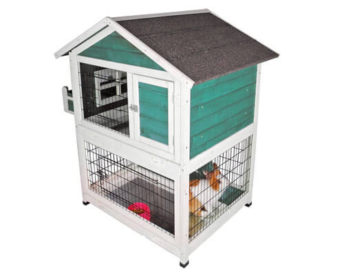 petsfit rabbit hutch, best rabbit hutch