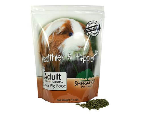 sherwood guinea pig food, best guinea pig treats, best guinea pig food