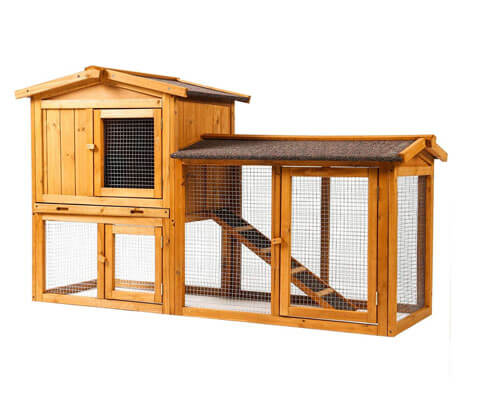 sunnyglade rabbit hutch, rabbit hutch
