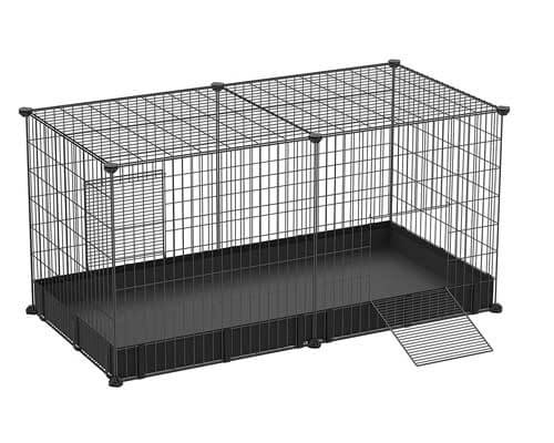 songmics small animal cage, top rated hamster cages, best hamster cage