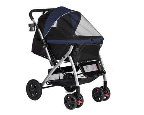 hpz pet rover dog stroller, best dog stroller for the money
