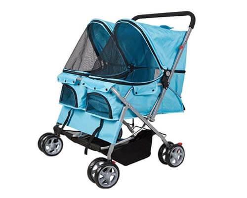 karmas pet stroller, dog strollers, best dog stroller