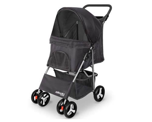 paws and pals stroller
