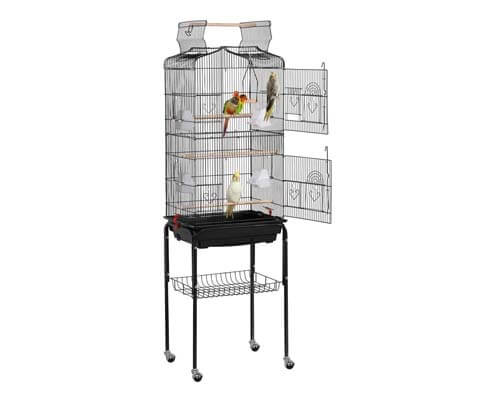 yaheetech bird cages, best affordable bird cages, best bird cages